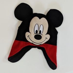 Mickey Mouse Winter Hat